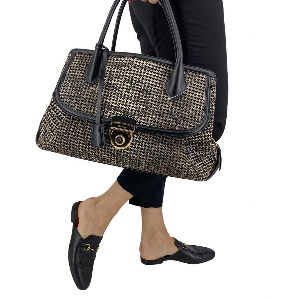 SALVATORE FERRAGAMO Handbag NEW