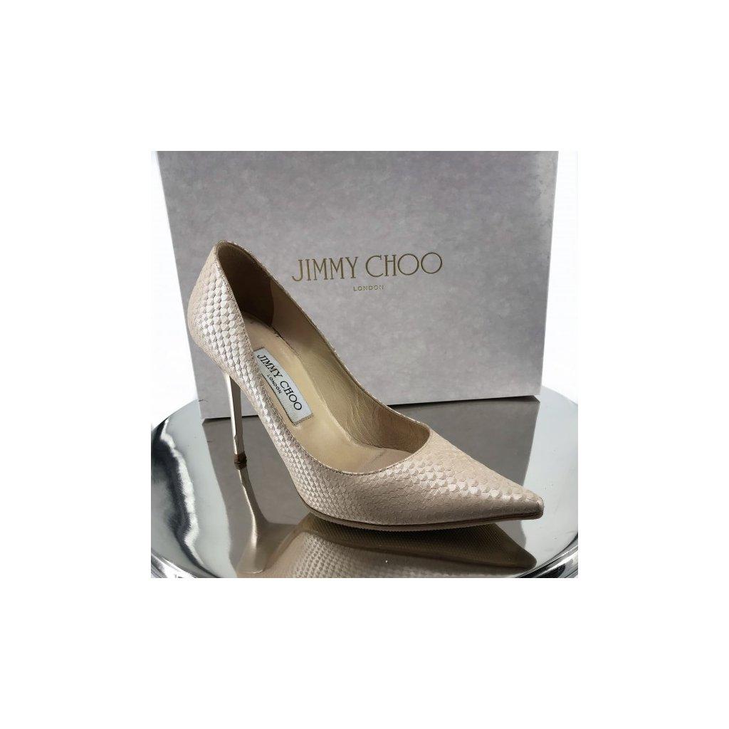 JIMMY CHOO Rose High Heels