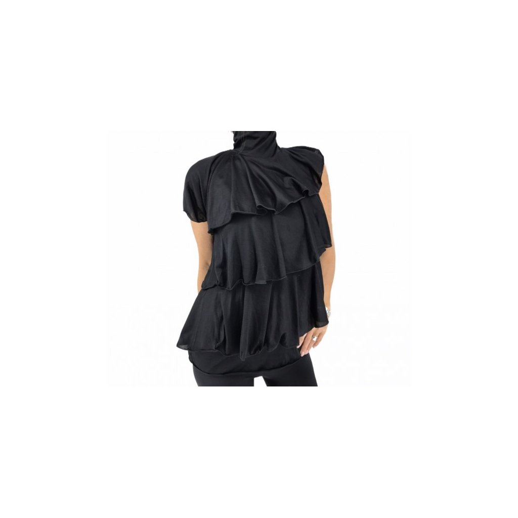 SPORTMAX Silk and Cashmere top