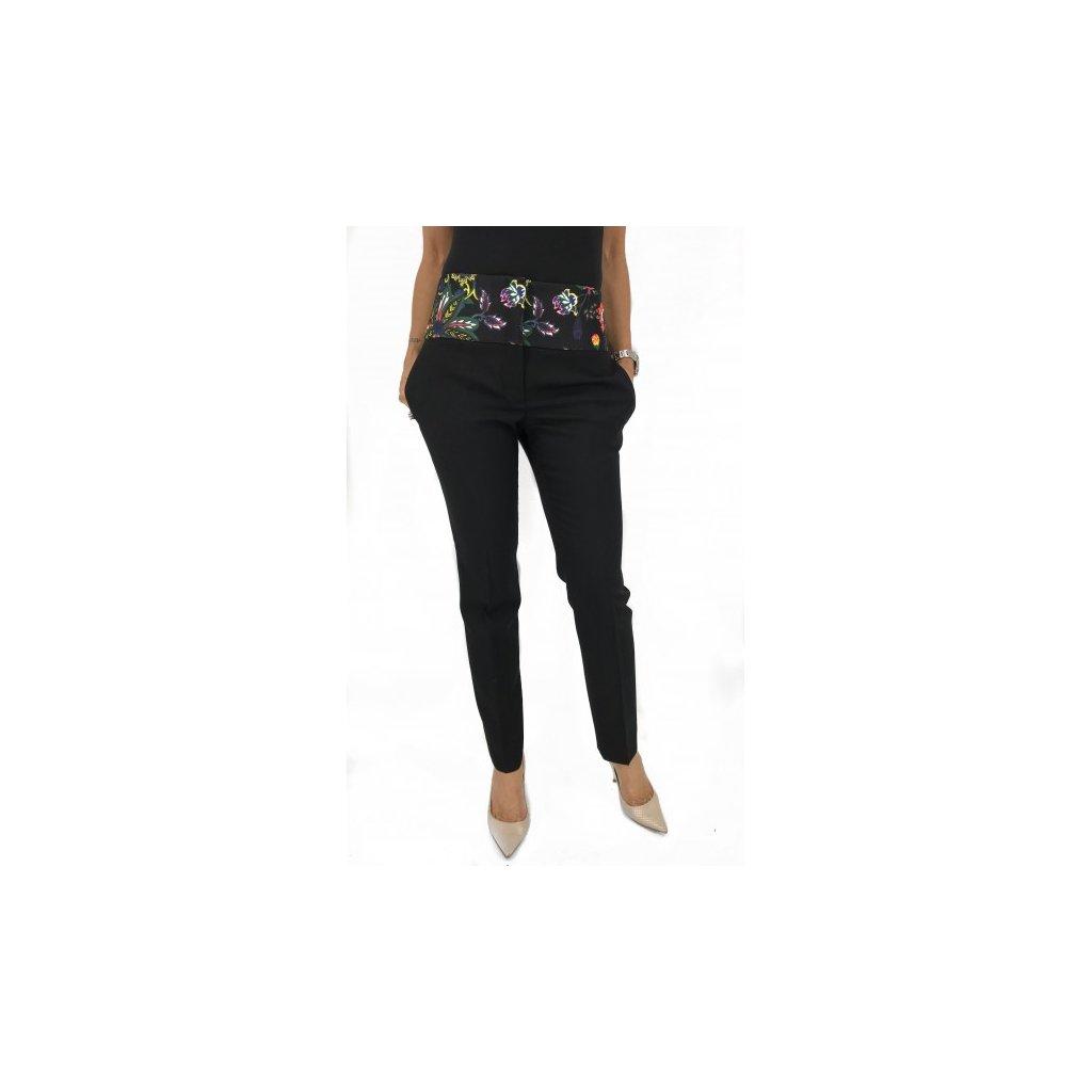 CHRISTIAN DIOR Black Pants
