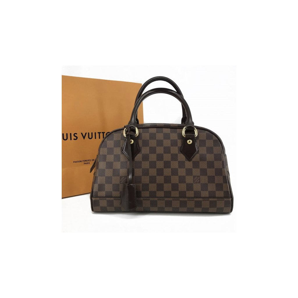 LOUIS VUITTON Damier Ebene Handbag