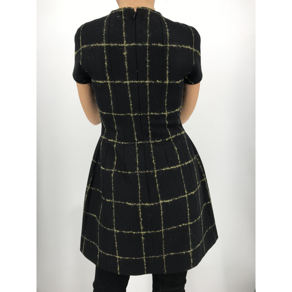 CHRISTIAN DIOR Wool Dress