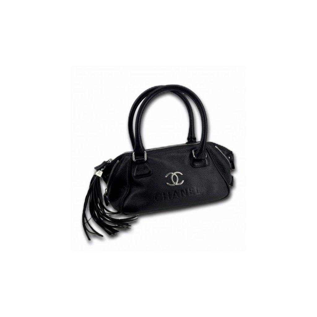CHANEL Small Black Vintage Bag