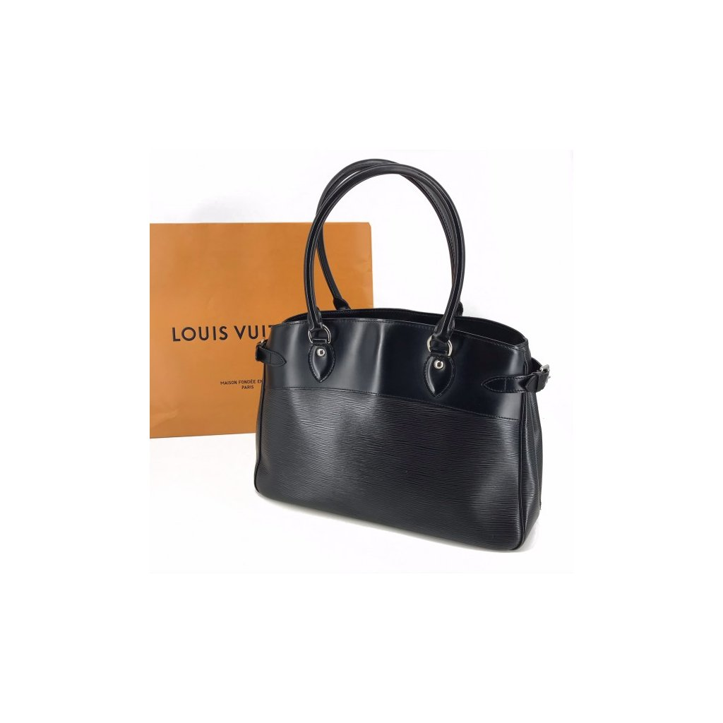 LOUIS VUITTON Passy GM Epi Leather Bag