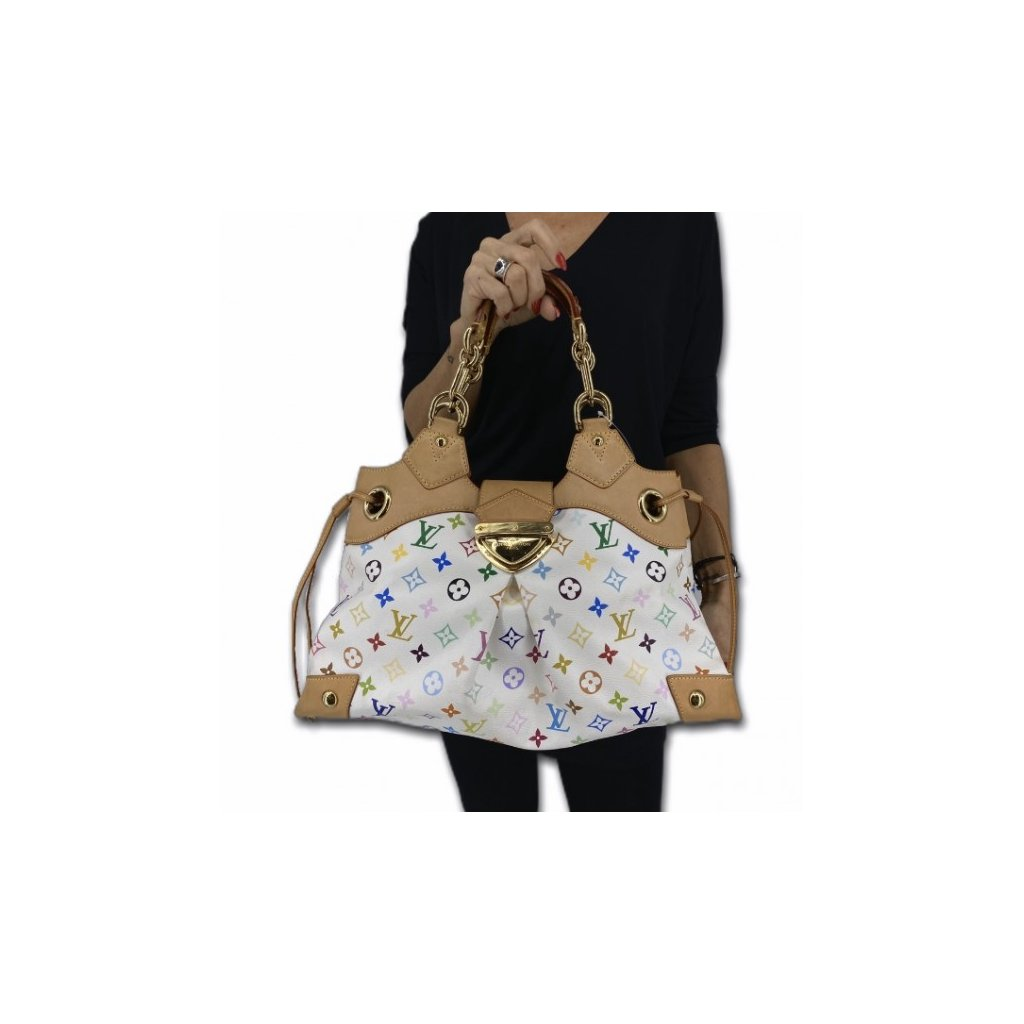 LOUIS VUITTON Ursula Multicolor Shoulder Bag