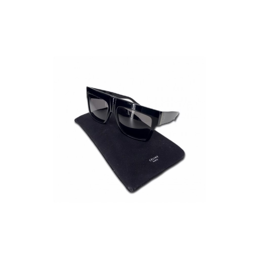 CÉLINE Black Sunglasses