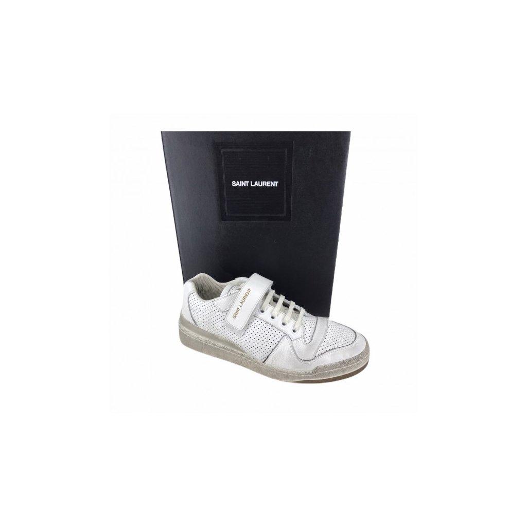 YVES SAINT LAURENT Low Top AGE EFECT Sneakers