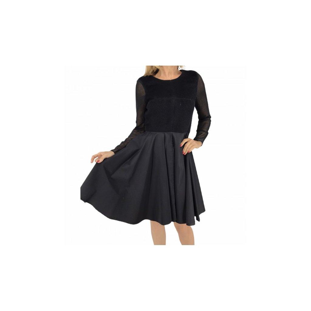 ZUZANA KUBÍČKOVÁ Black Dress