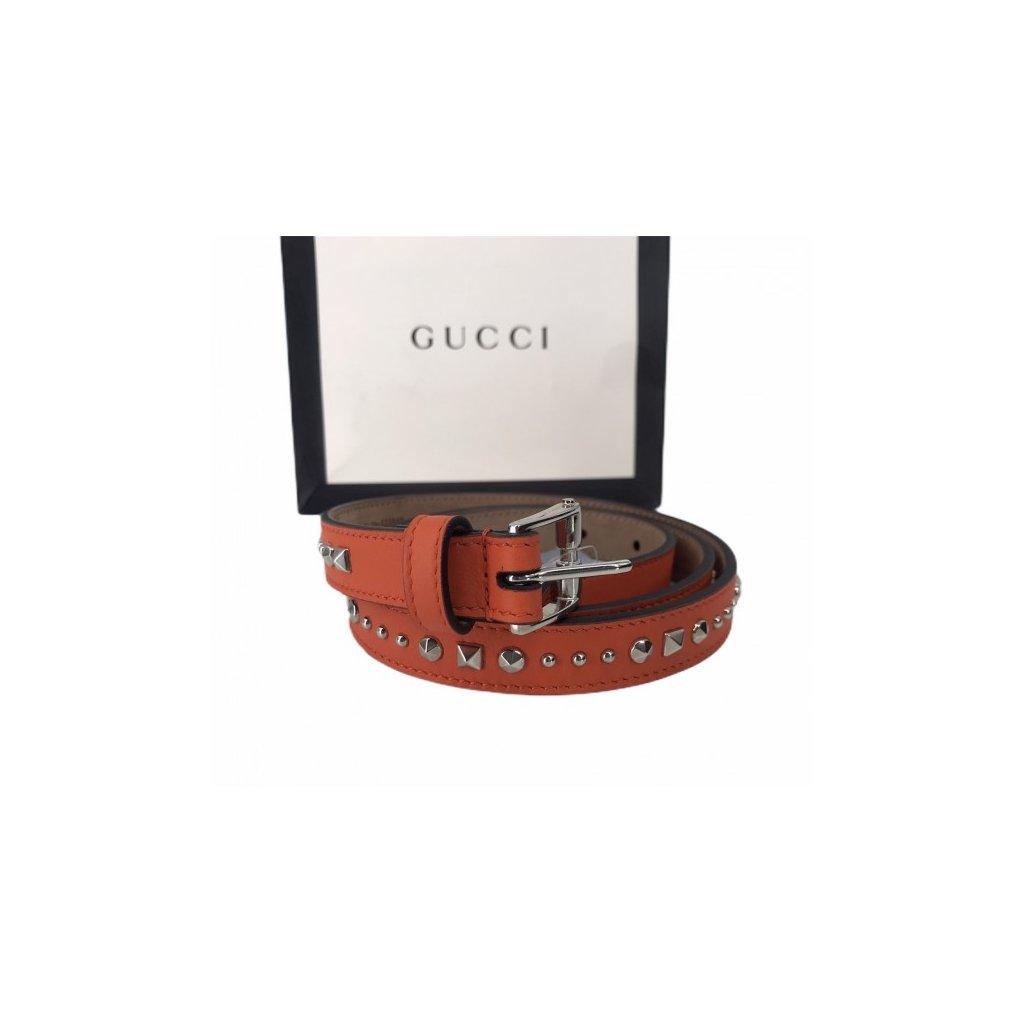 GUCCI Orange Belt