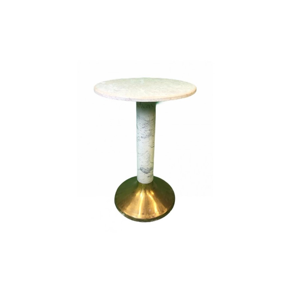 Mramorový stolek