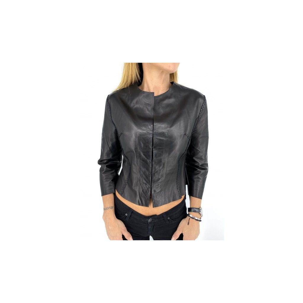 PRADA Light Leather Jacket