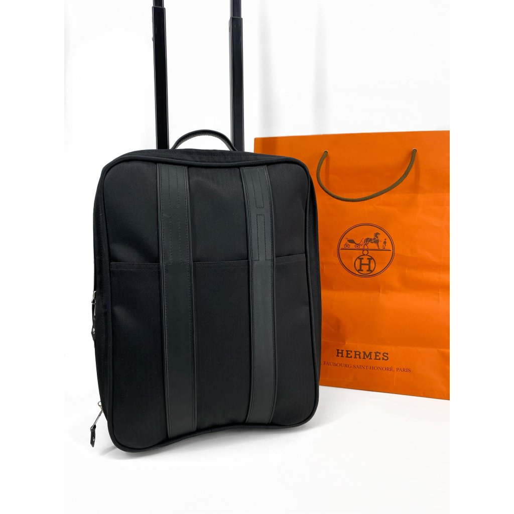 HERMÉS Cloth 48 Bag