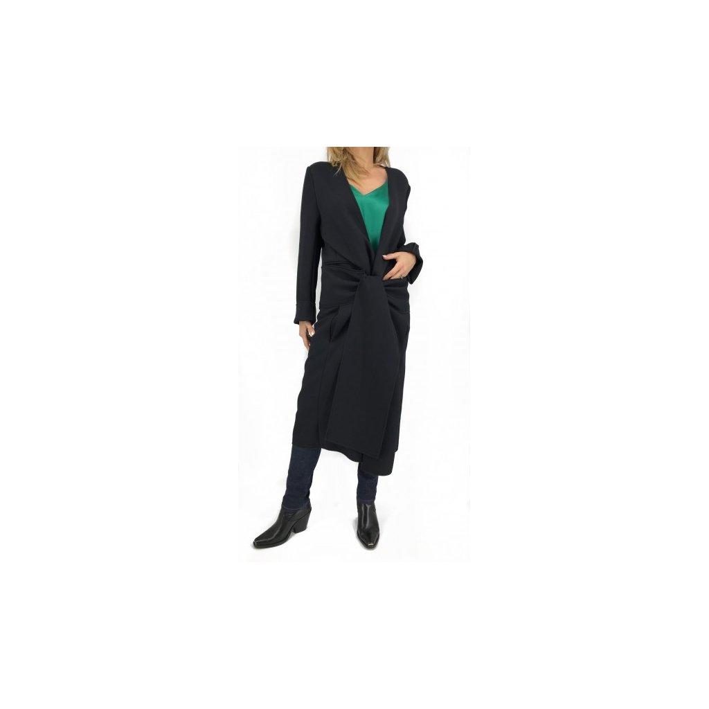 VICTORIA BECKHAM Black Coat