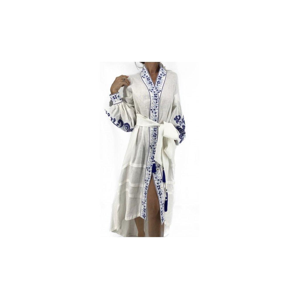 YULIYA MAGDYCH White Maxi Dress