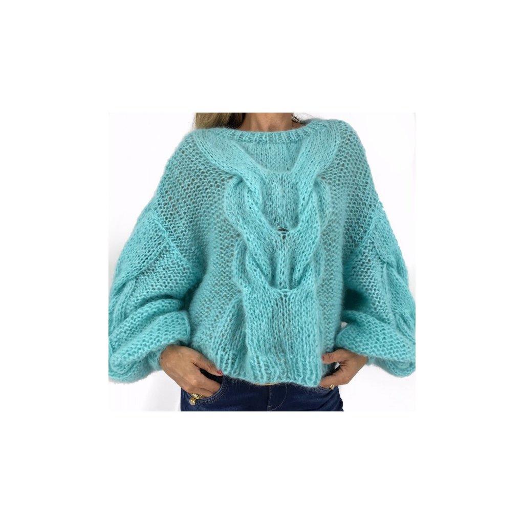 LOEWE Turquoise Sweater