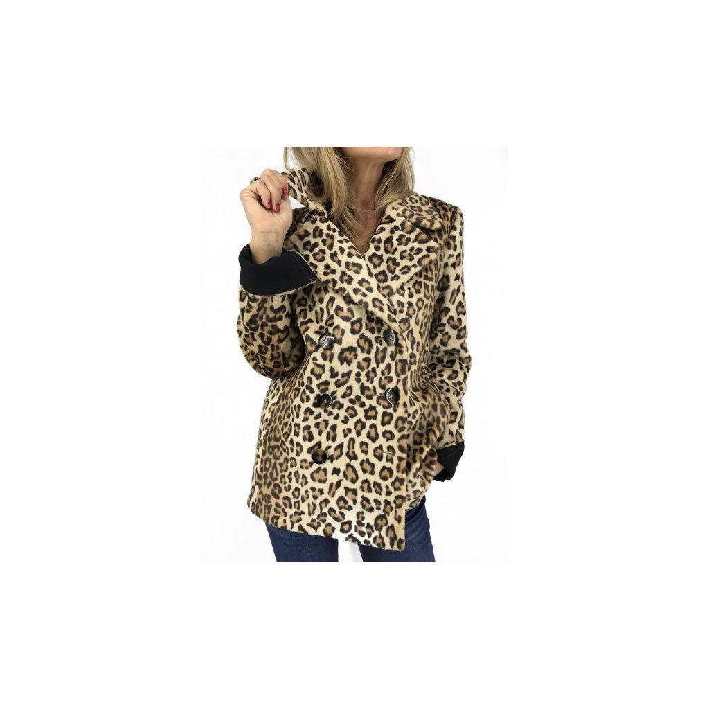 PALLAS Leopard Coat