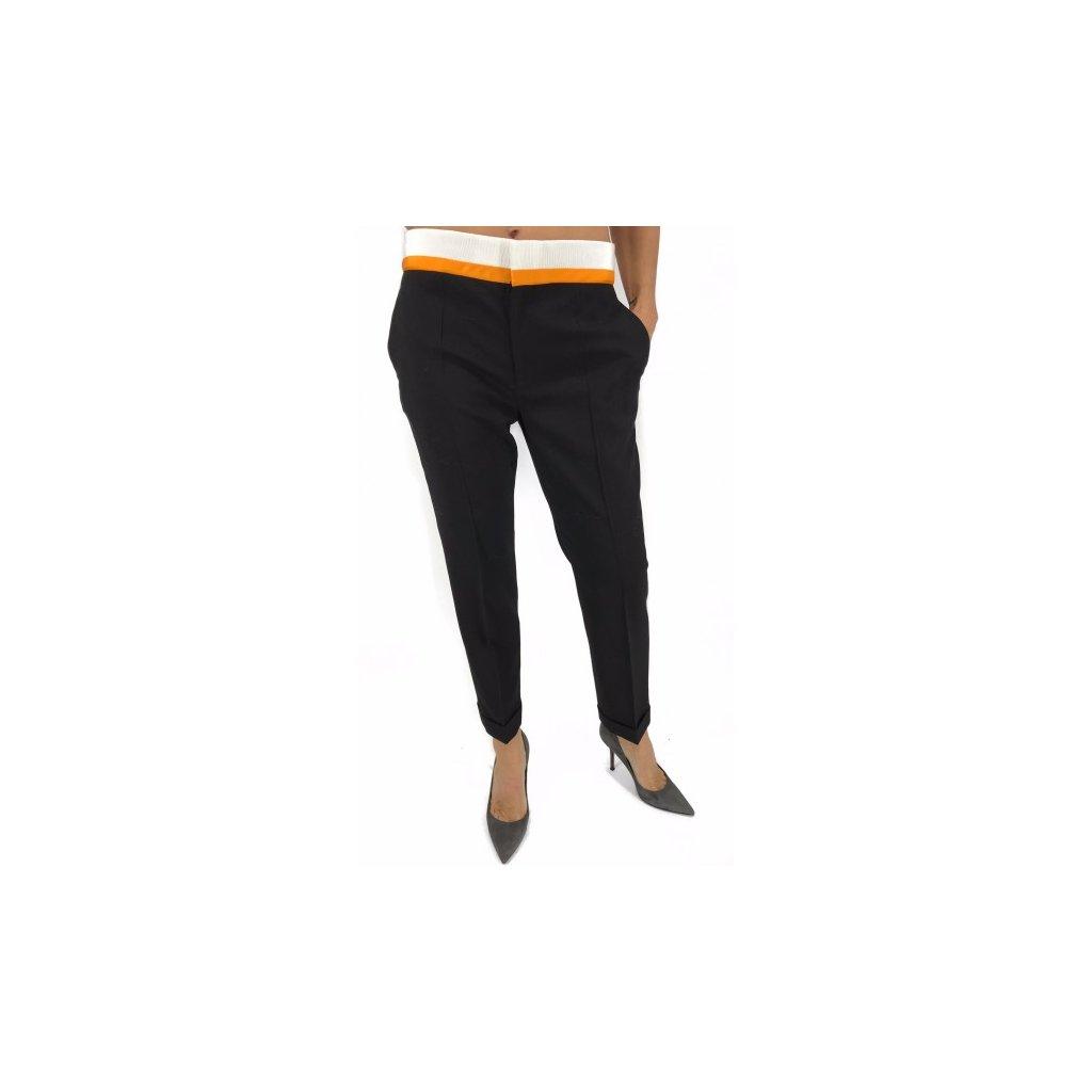 HAIDER ACKERMANN Black Pants