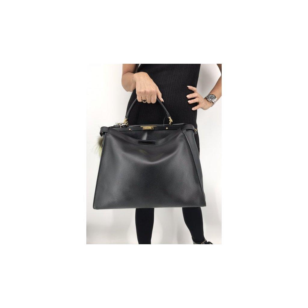 FENDI Peekaboo Iconic Medium Bag