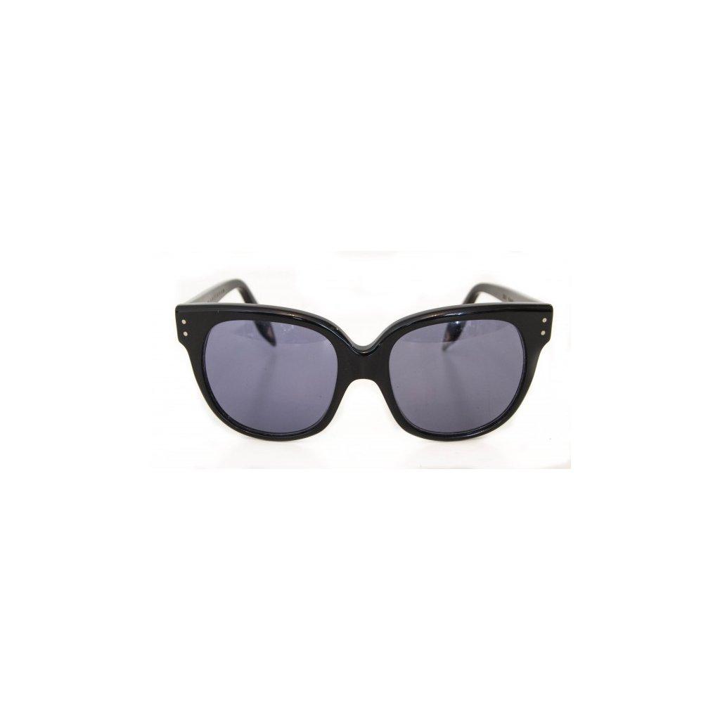 VICTORIA BECKHAM Black Sunglasses