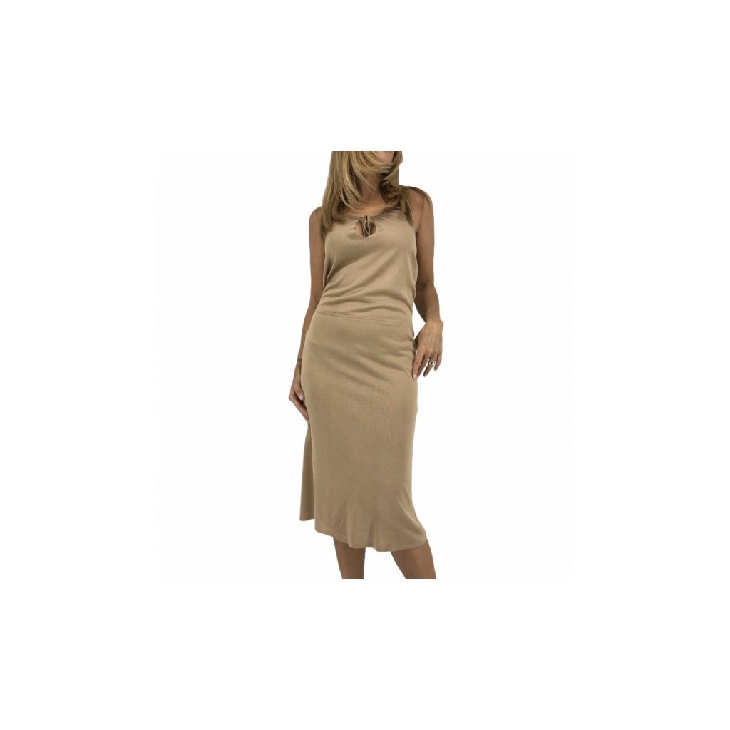 HUGO BOSS Beige Dress