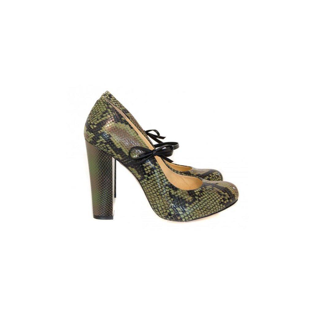 LOUIS VUITTON High-Heels Shoes 38