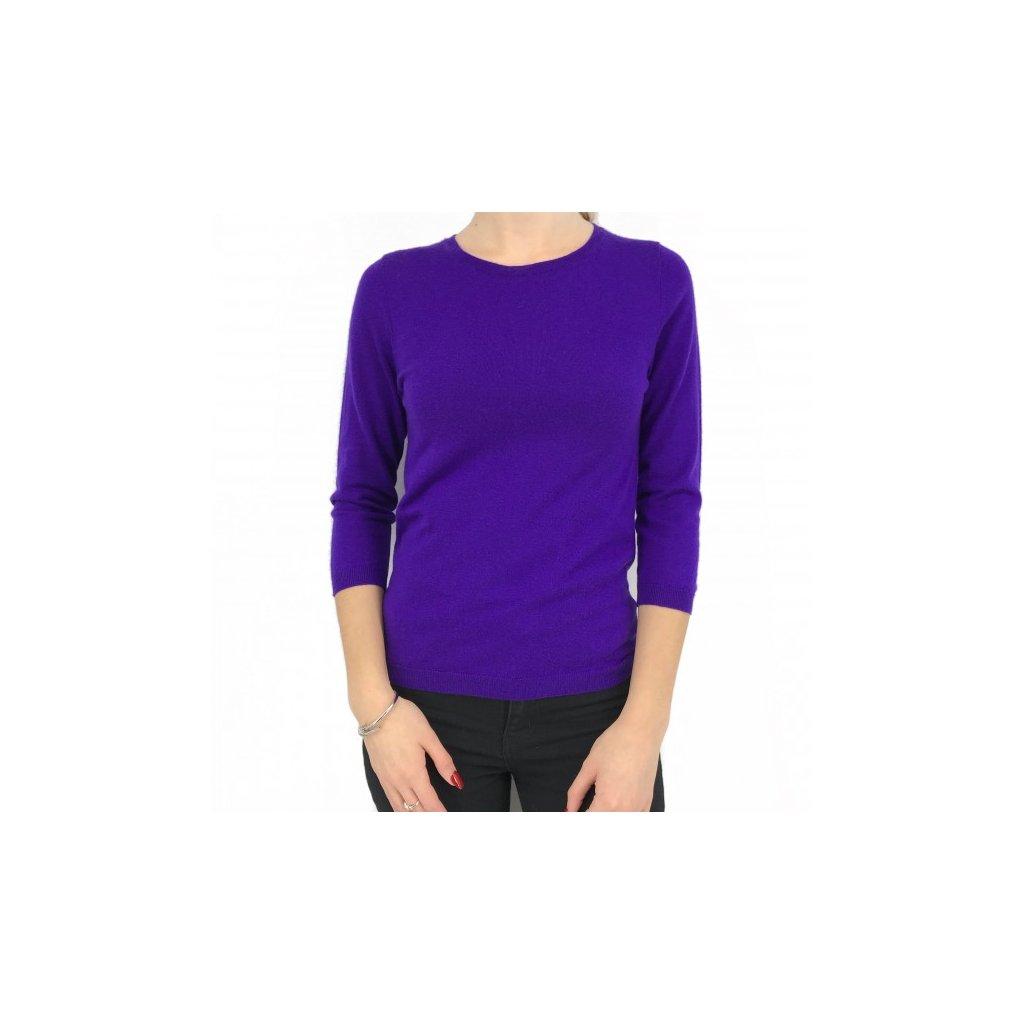 ERIC BOMPARD Violet Cashmere Sweater