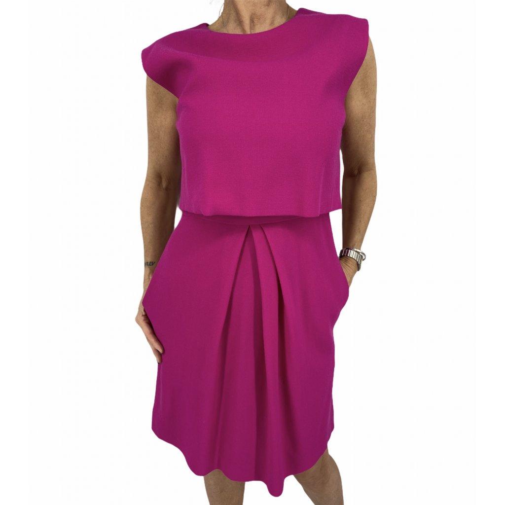 Christian Dior pink dress