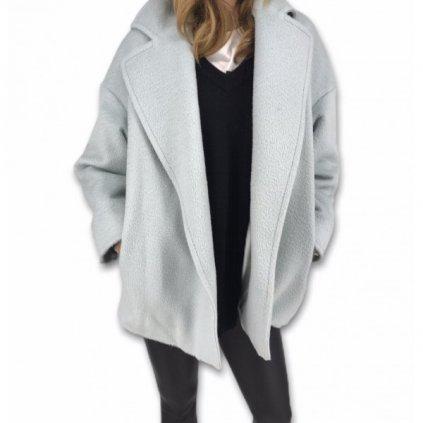 MAX MARA Alpaca & Virgin Wool Coat