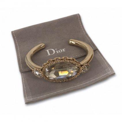 CHRISTIAN DIOR Gold Bracelet