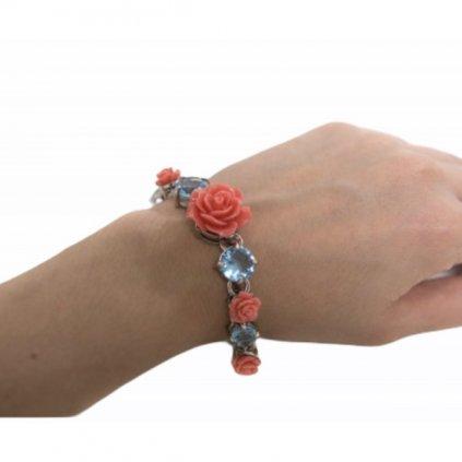 PRADA Flowers Bracelet