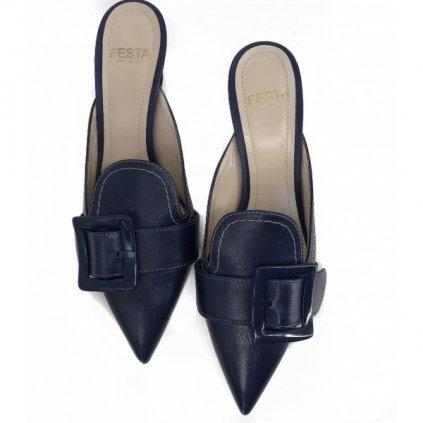 FESTA Blue Slippers