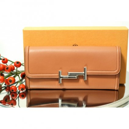 TOD'S leather wallet NEW