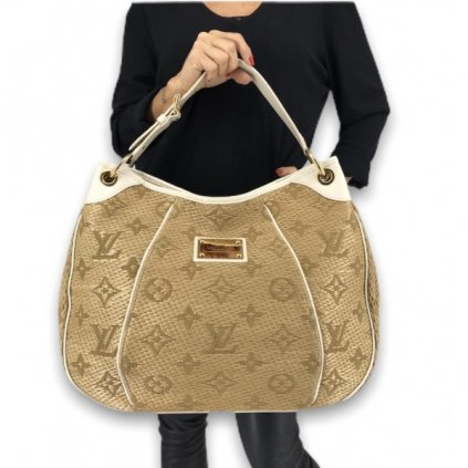 LOUIS VUITTON Straw Bag