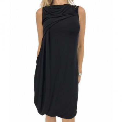 MAX MARA Black Dress