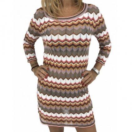 MARELLA Striped Dress