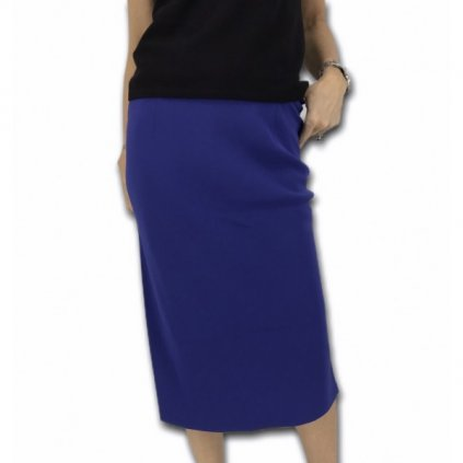 ESCADA Blue Skirt