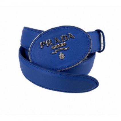 PRADA Blue Belt