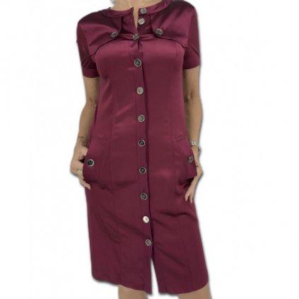BURBERRY Violet Dress