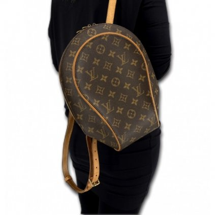 LOUIS VUITTON Monogram Canvas Ellipse Backpack