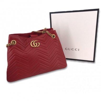 GUCCI Marmont Matelasse Handbag NEW