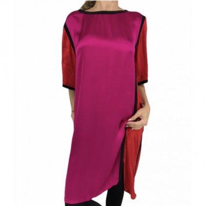 STELLA McCARTNEY Pink & Red Dress