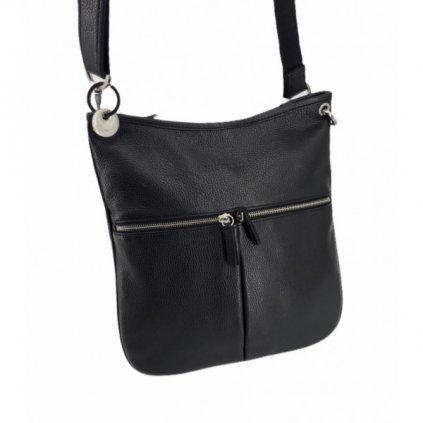 LONGCHAMP Black Messenger Bag