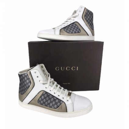 GUCCI Ankle Sneakers