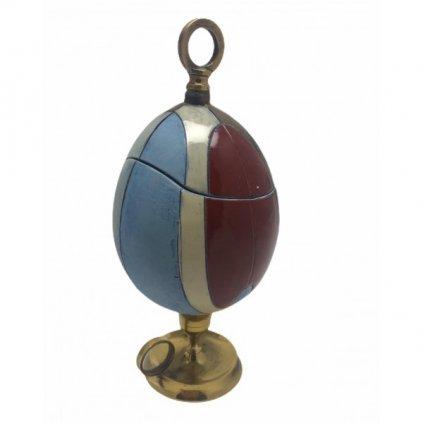 Dóza ve tvaru vejce od Ivana Angelova Panova