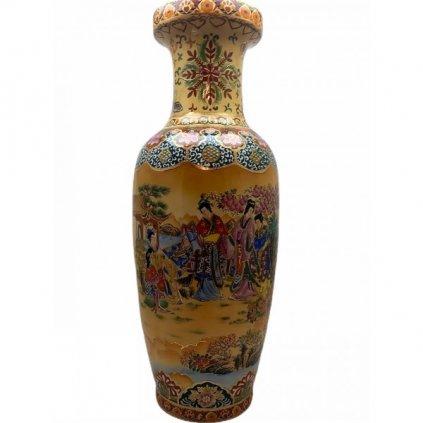 Porcelánová váza