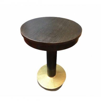 Secesní dřevěný stolek