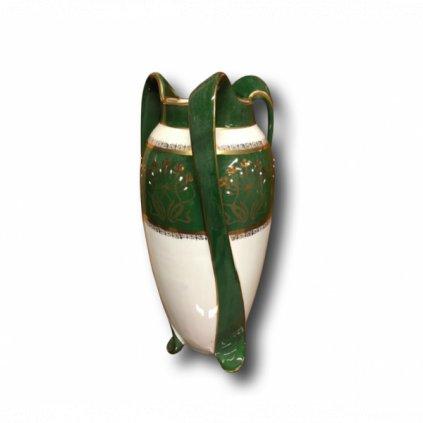 Secesní porcelánová váza