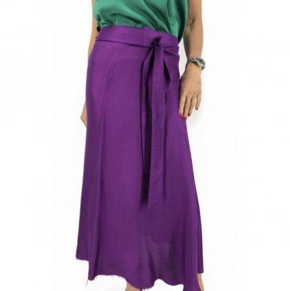 DNB Silk Skirt