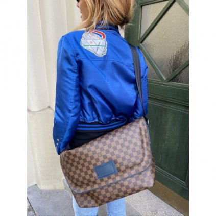LOUIS VUITTON Damier Ebene Sprinter Shoulder Bag