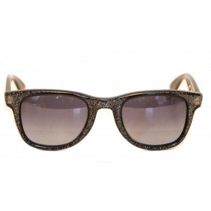 Jimmy Choo glitter sunglasses
